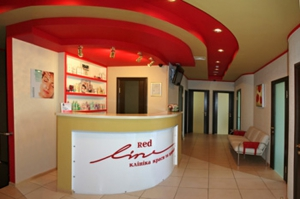 Red Line - Логотип