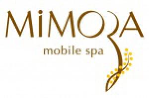 Mimoza Spa - Логотип